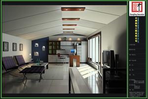 供应亿科交通设施停车场设备 装饰效果图,室内装修图,装饰